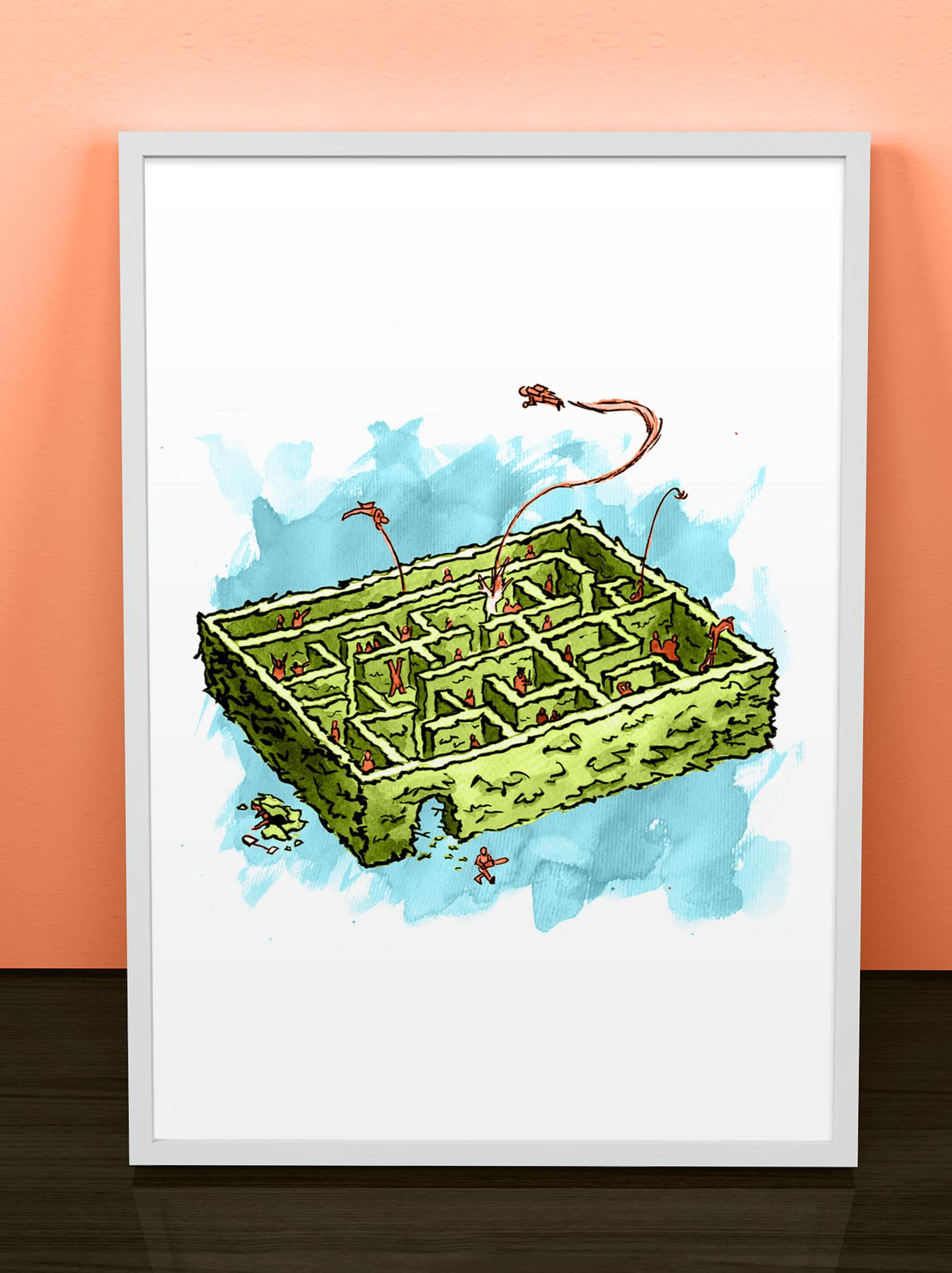 Shop_Maze