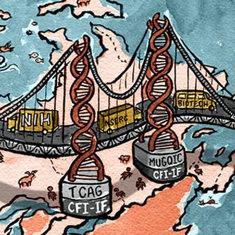 Genetic Grant Infographic